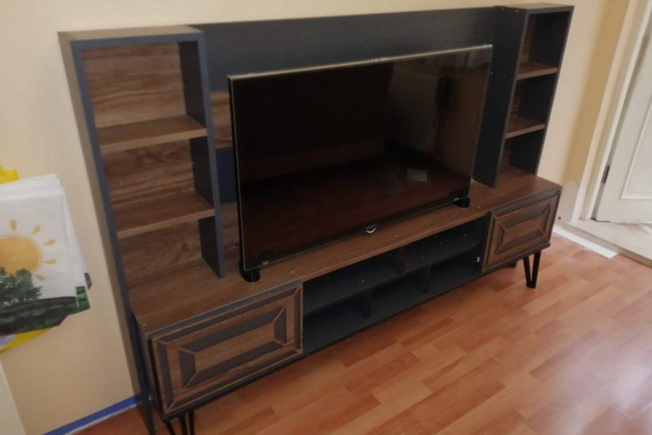 tv ünitesi mobilya kurulumu
