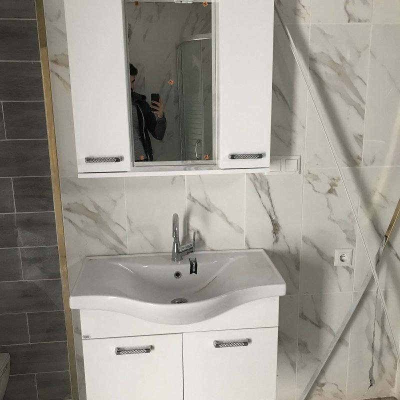 banyo montajı