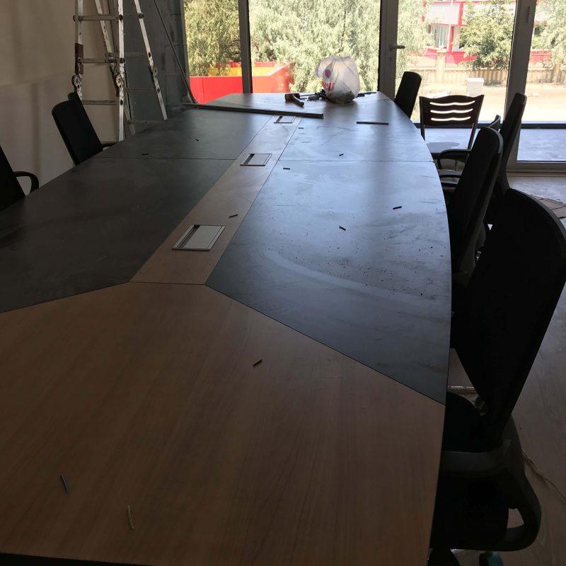 ofis masası montajı