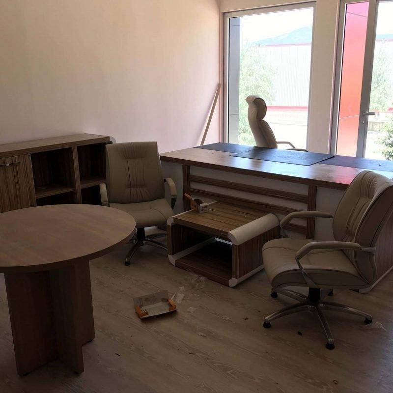 ofis mobilyaları montajı