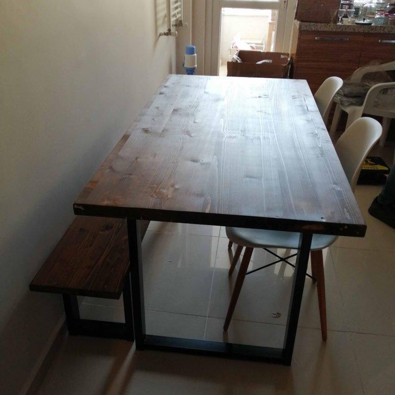 Masa montajı