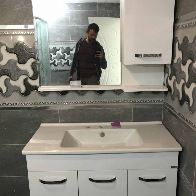 banyo dolabı montajı